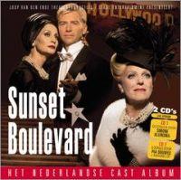 Cover Musical, Simone Kleinsma, Pia Douwes e.a. - Sunset Boulevard [Het Nederlandse Cast Album]